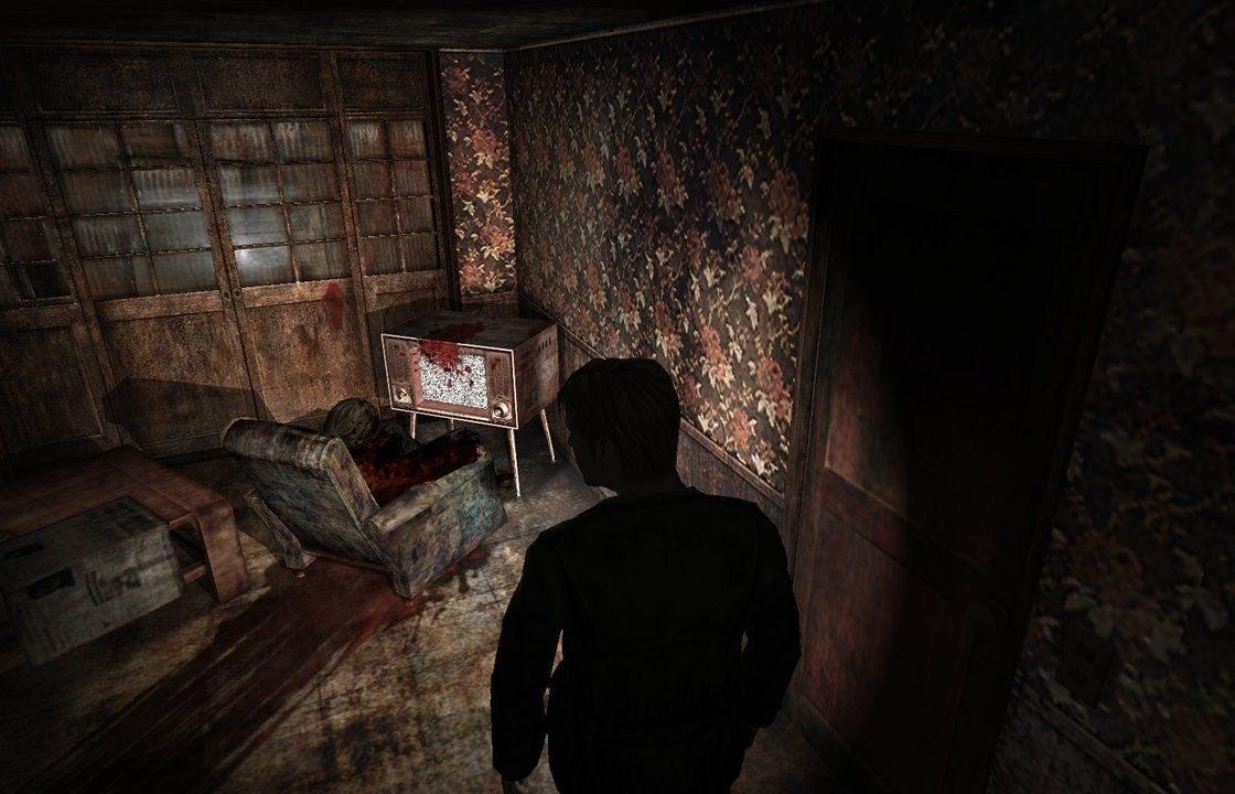 Локация в Silent Hill 2