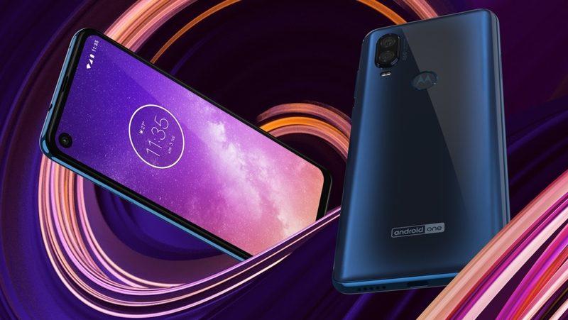 Появились качественные рендеры Motorola One Action