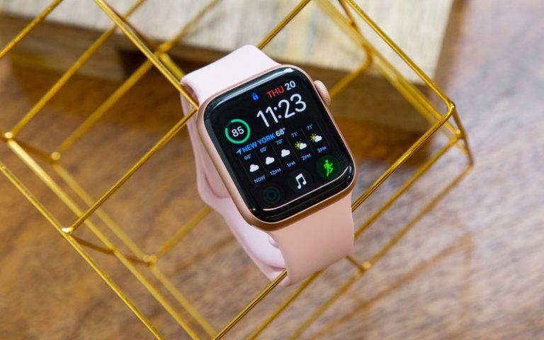 Известны некоторые характеристики Apple Watch Series 5
