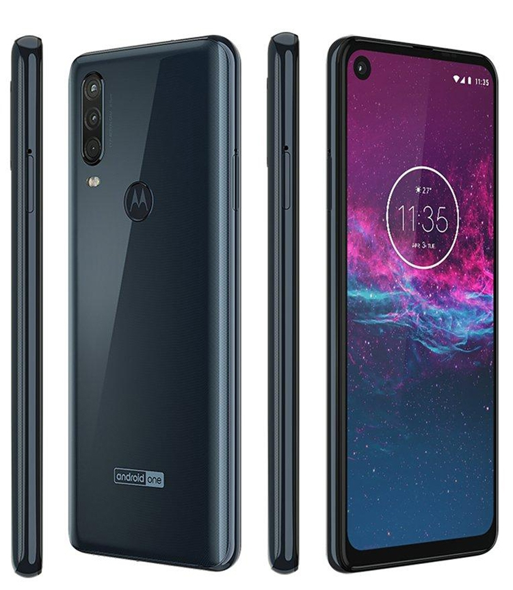 Motorola One Action основная камера