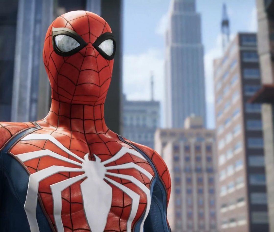 Сцена в Marvel's Spider-Man
