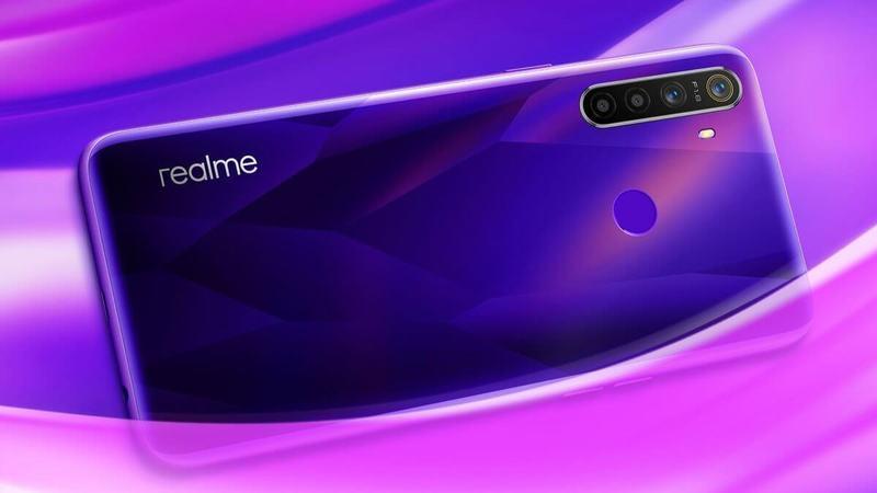 Состоялся анонс смартфонов Realme 5 и Realme 5 Pro