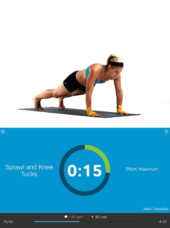Приложение Workout Trainer