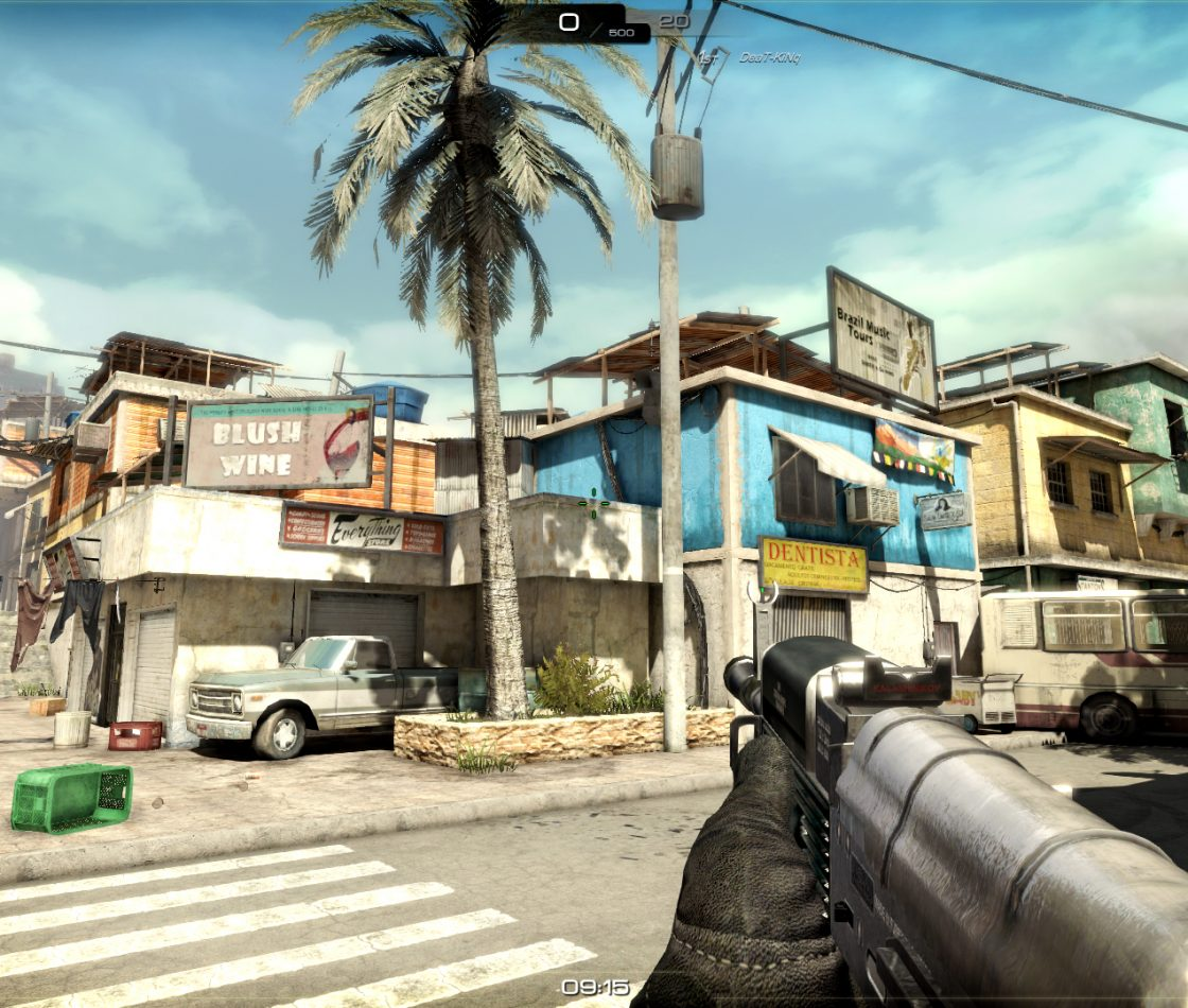 Игровой процесс в S.K.I.L.L. — Special Force 2