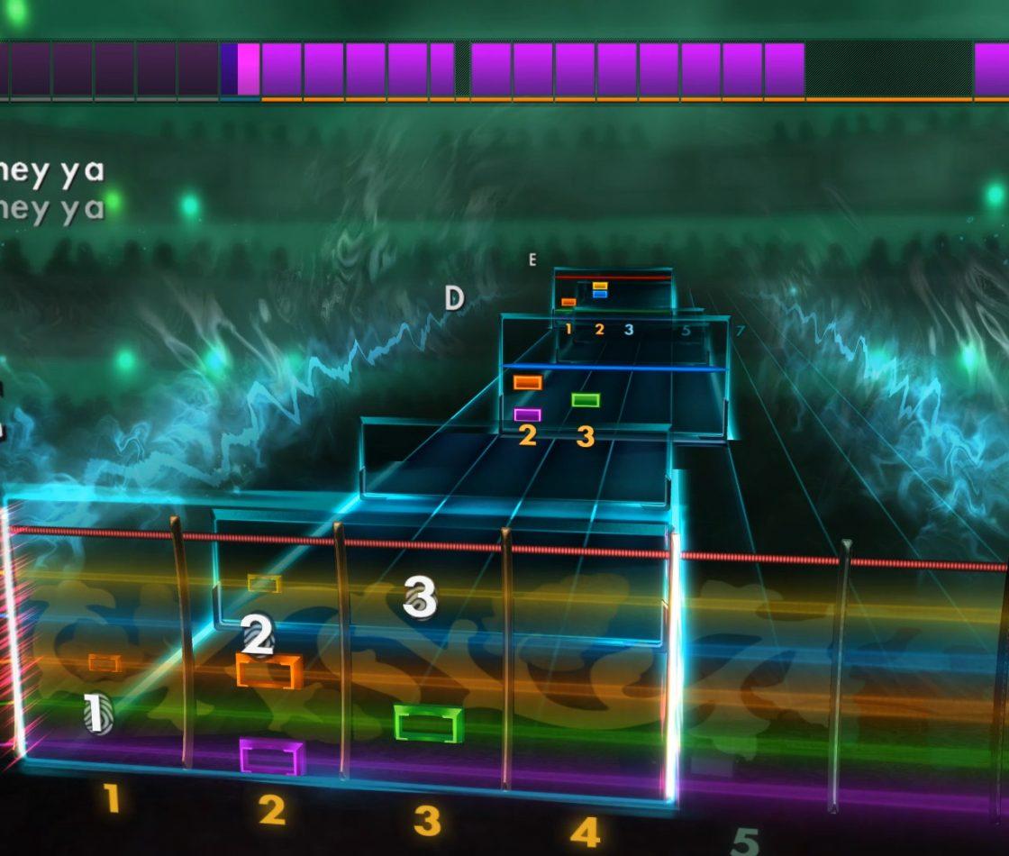 Игровой процесс в Rocksmith 2014 Remastered Edition