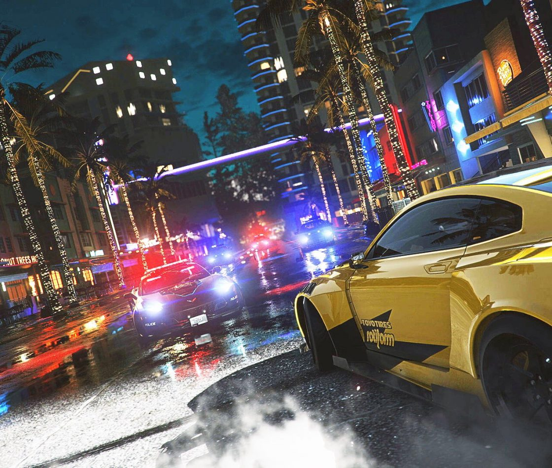 Геймплей в Need for Speed: Heat