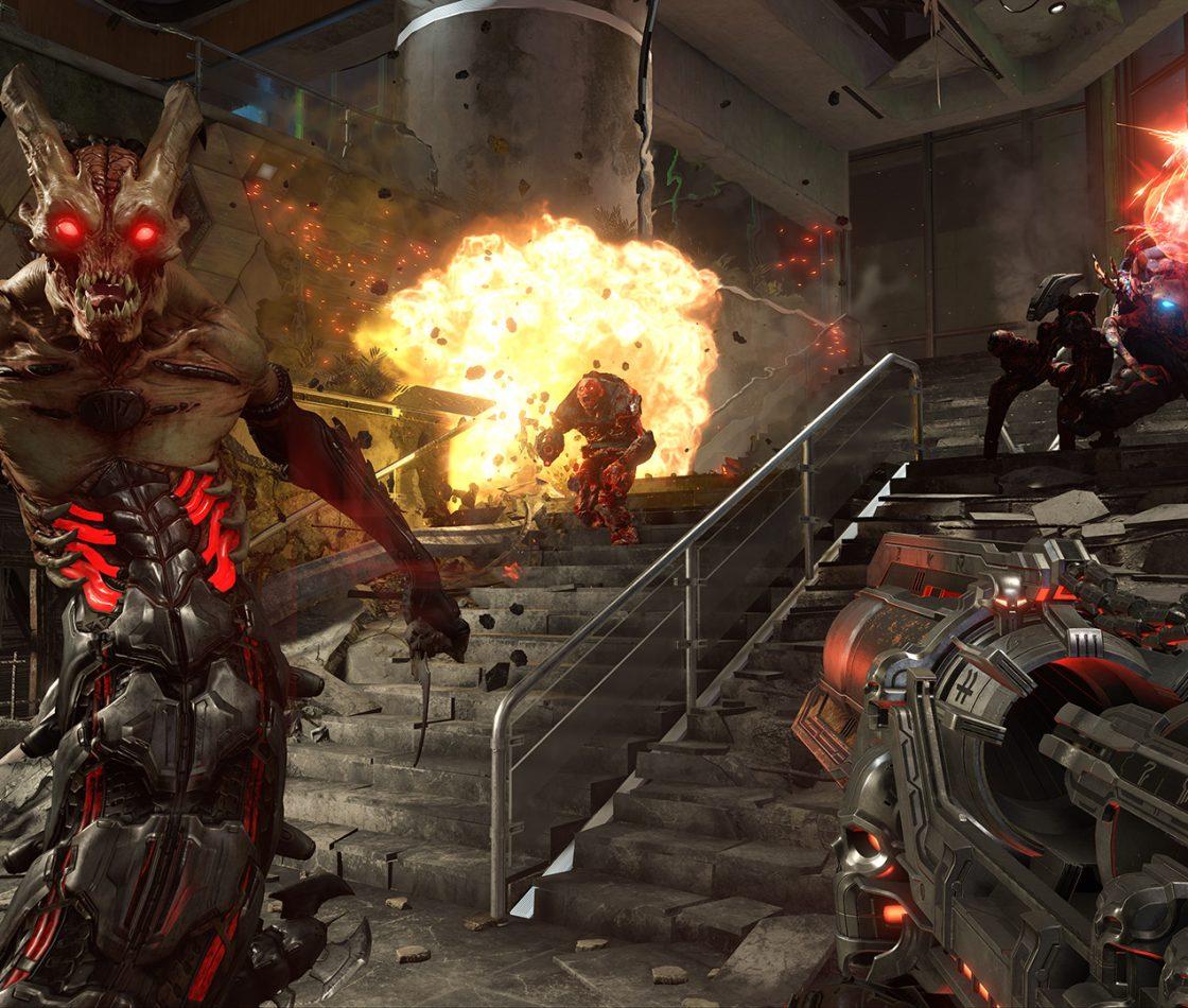 Геймплей в Doom Eternal