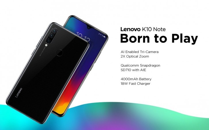 Lenovo A6 Note и K10 Note