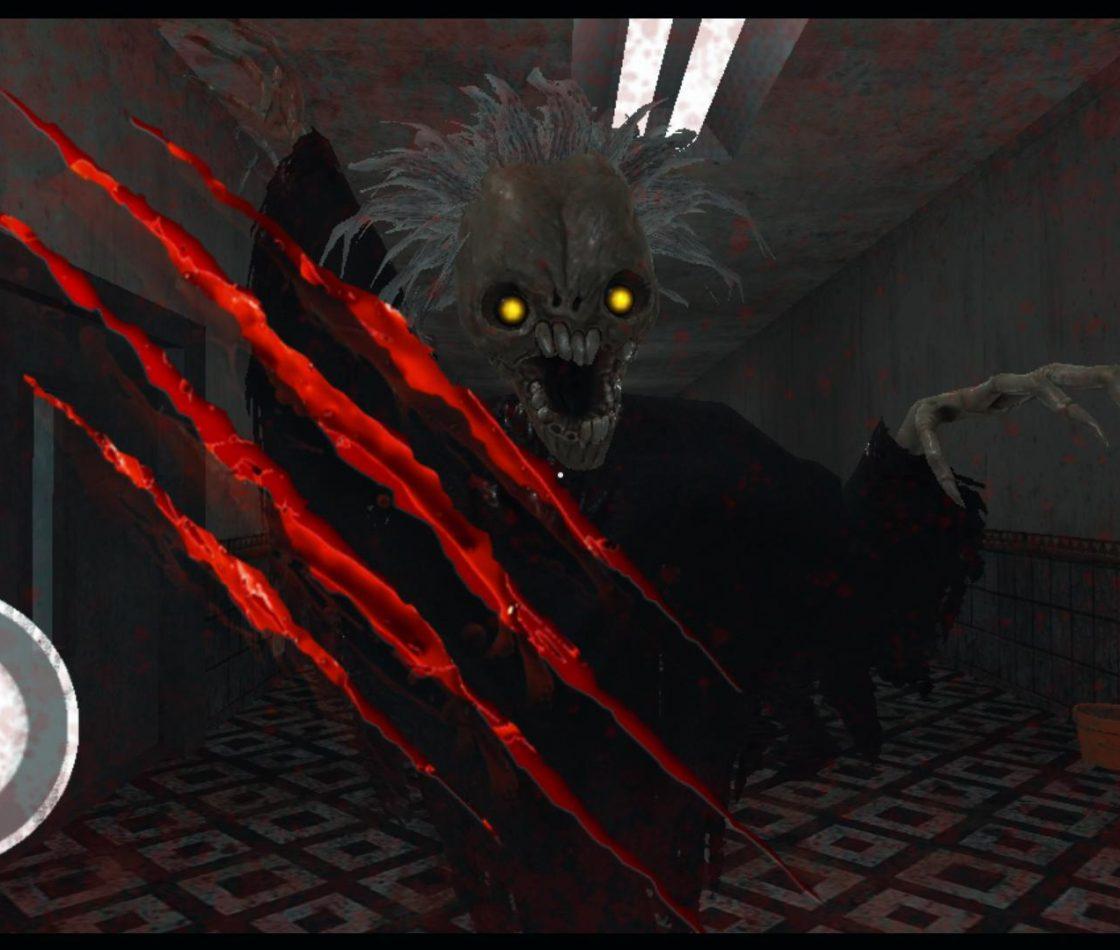 Игровая сцена в Scary Hospital: 3d Horror Game Adventure