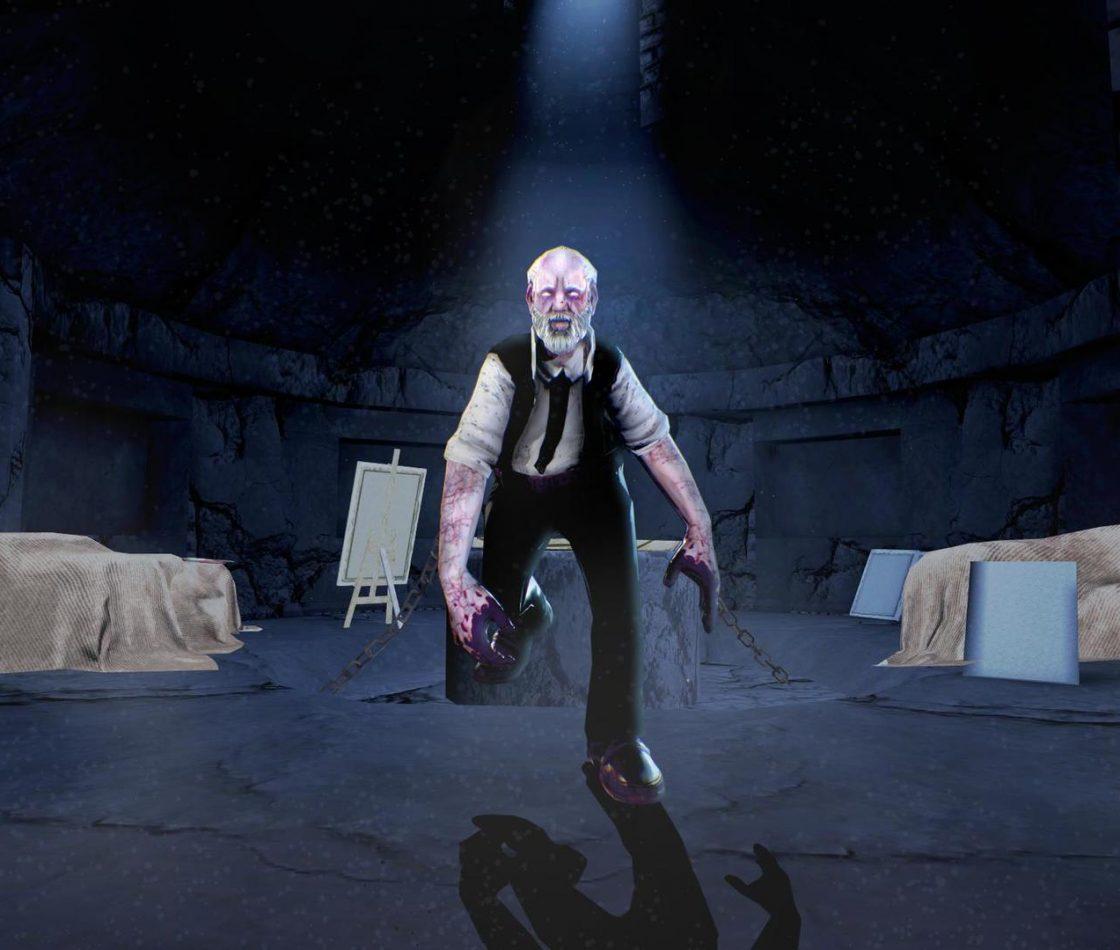 Геймплей в Erich Sann — Академия ужасов