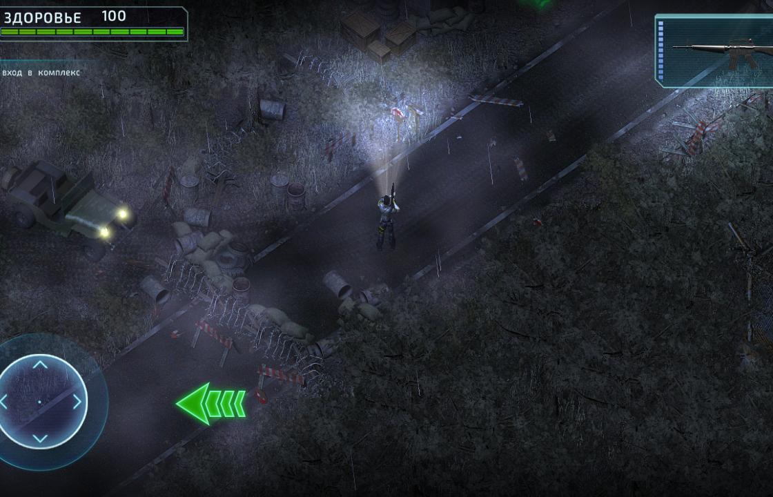 Геймплей в Alien Shooter 2
