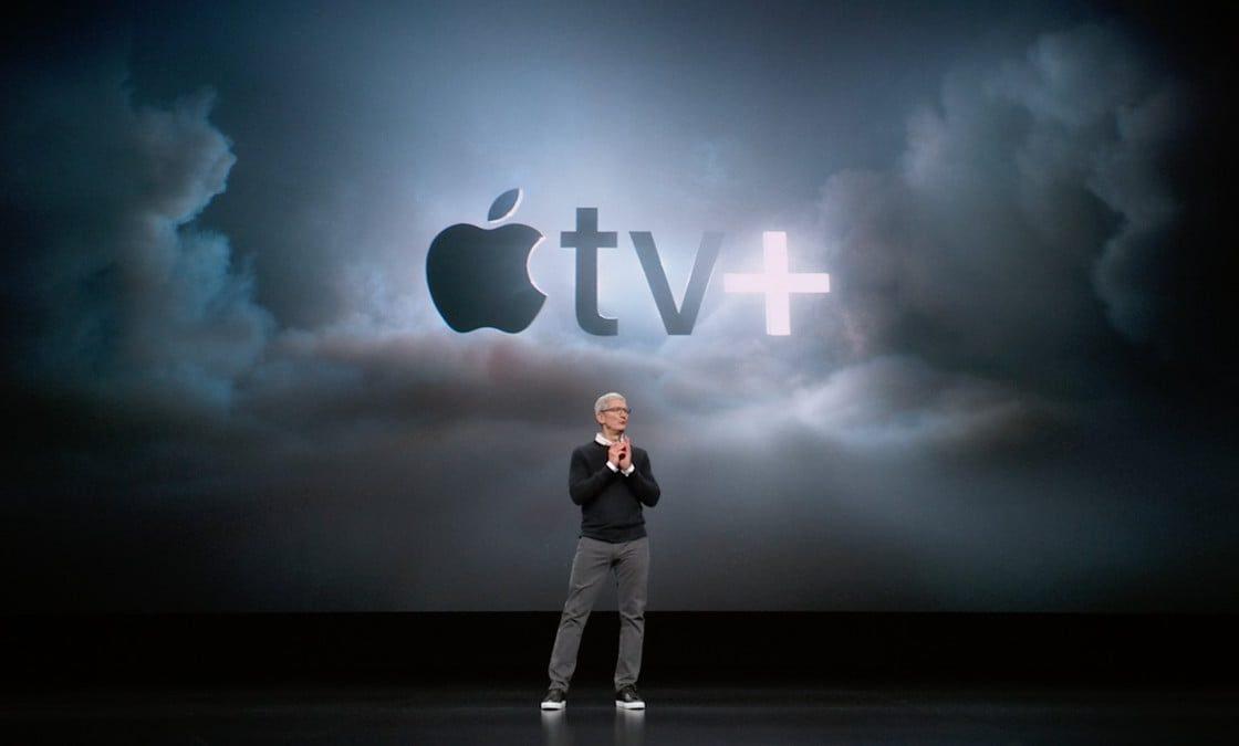 Анонс Apple TV+