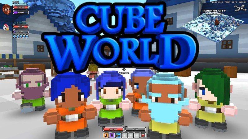 Cube World близок к релизу