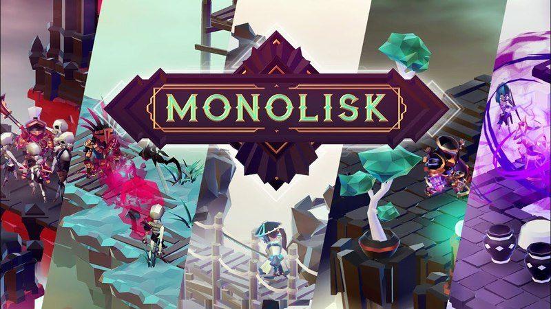 Открылась предрегистрация наMonolisk в Google Play