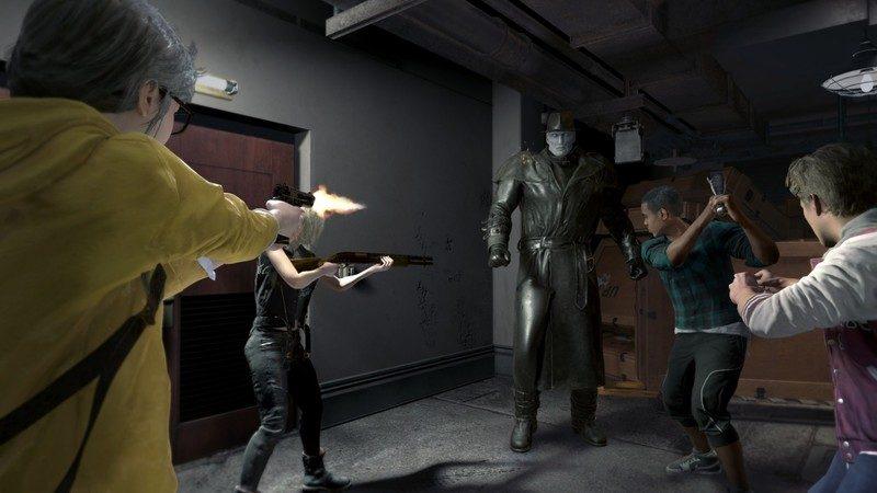 В игреProject Resistance появится одиночный режим