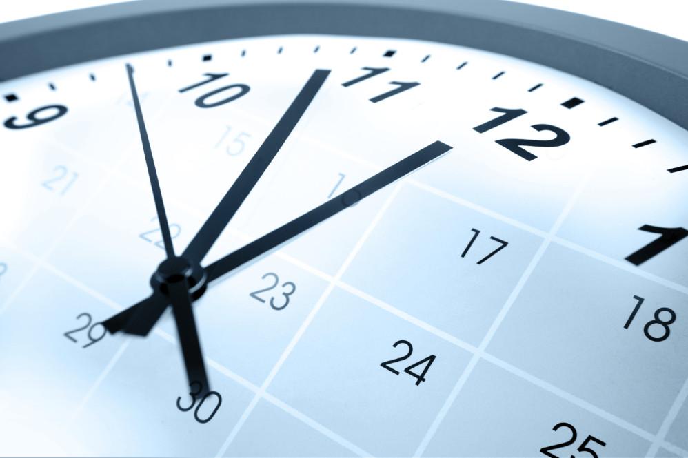 Планирование времени, часы и календарь