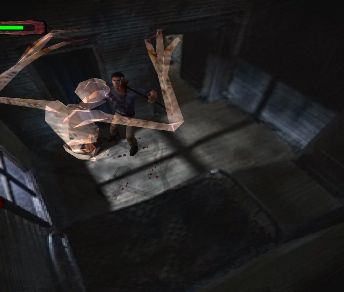 Игровой процесс в Evil Dead: Hail to the King