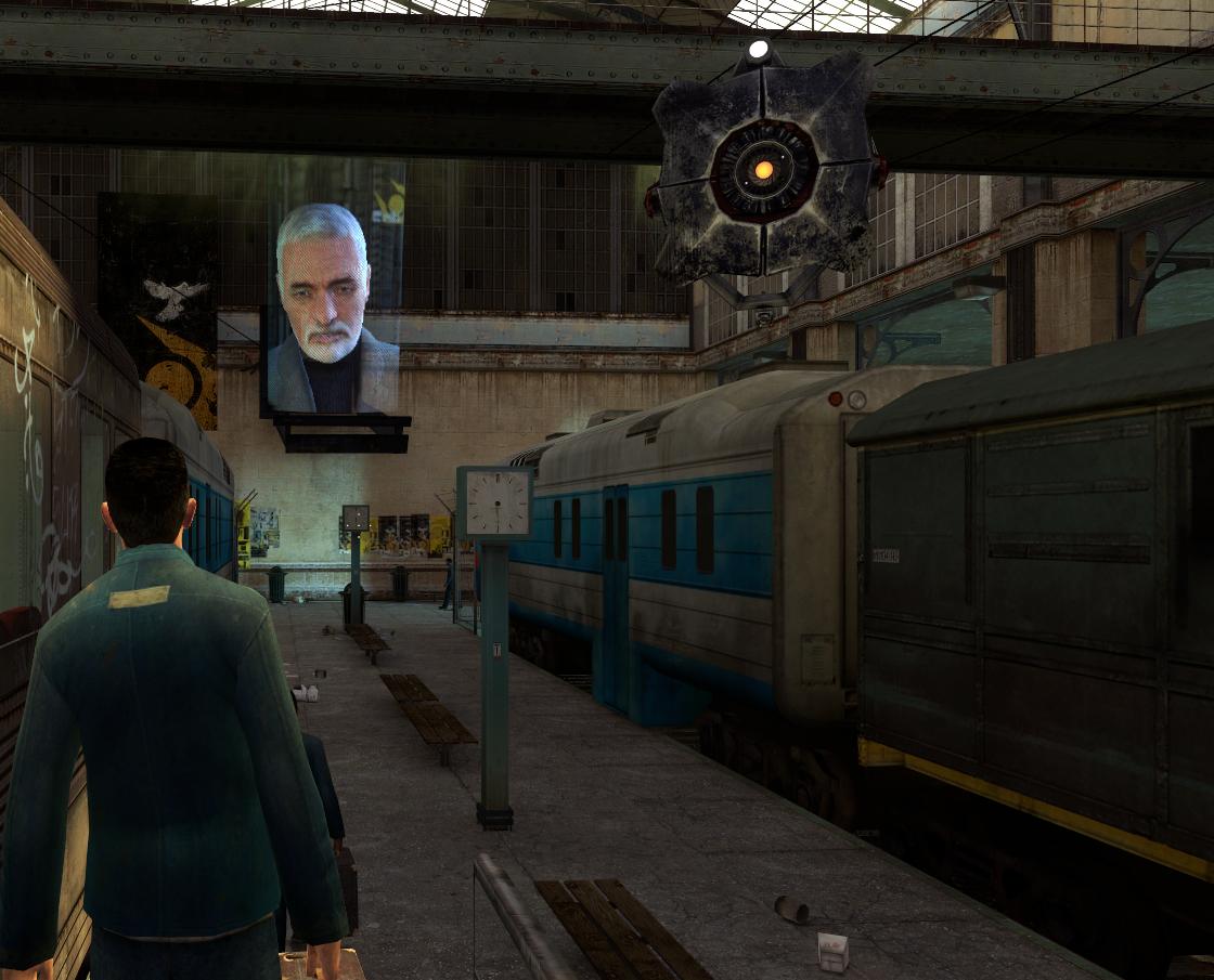 Геймплей в Half-Life 2