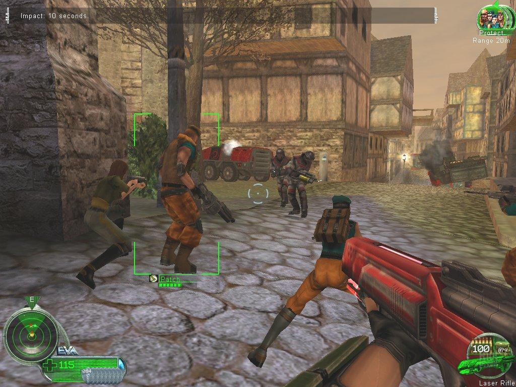 Геймплей в Command & Conquer: Renegade