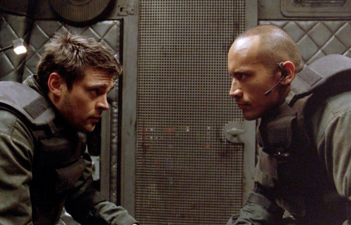 Кадр из фильма «Дум»