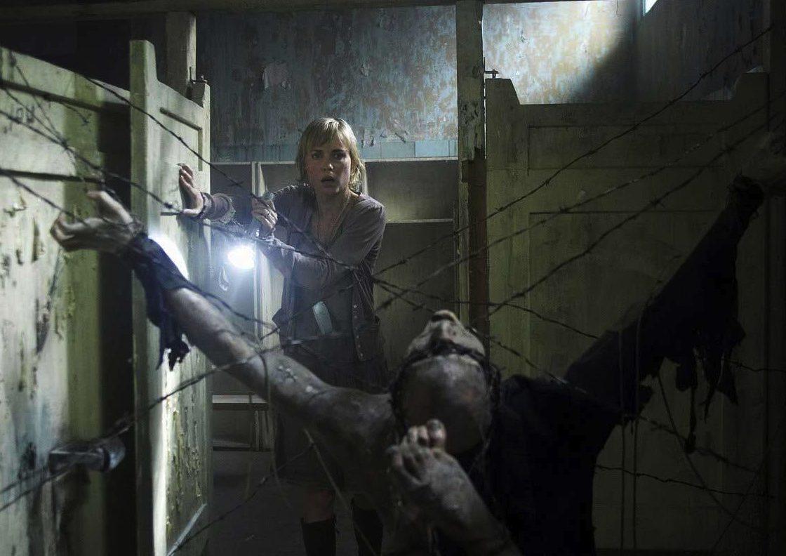 Кадр из фильма «Сайлент Хилл»