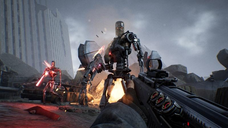 В интернете опубликованы системные требования к игреTerminator: Resistance