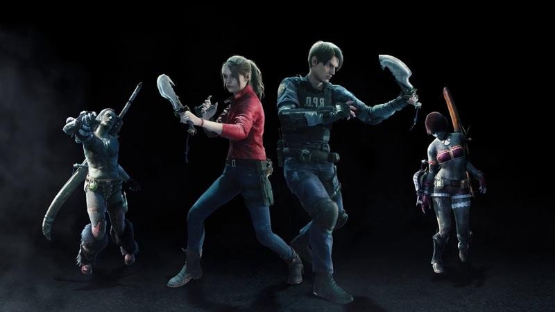 В игреMonster Hunter: World скоро появятся персонажи из проекта Resident Evil 2 Remake