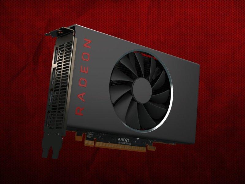 Компания AMD представила новую видеокарту Radeon RX 5500