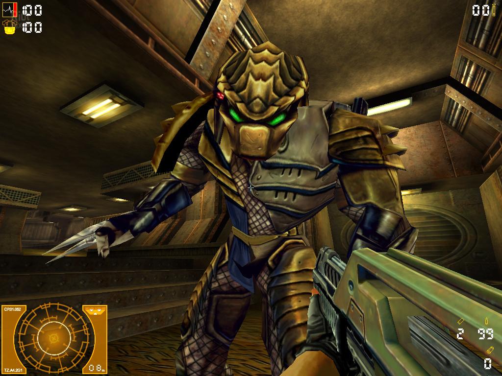 Геймплей в Alien versus Predator 2: Primal Hunt