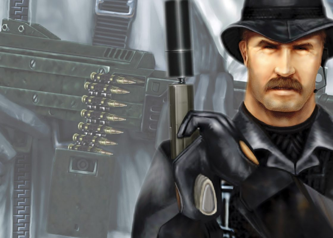 Джон Маллинс из игры Soldier of Fortune
