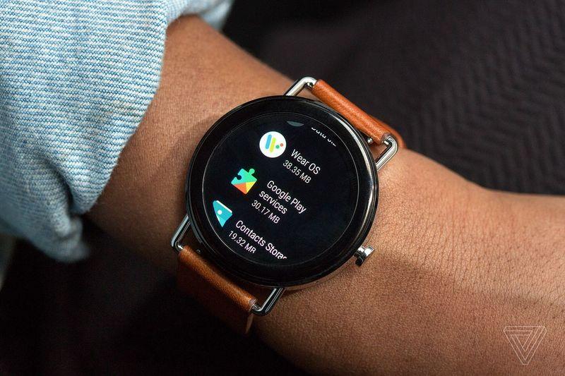 В конце месяца ожидается презентация смарт-часов от Xiaomi на базеWear OS
