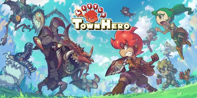 РазработчикиLittle Town Hero опубликовали предрелизный геймплейный трейлер