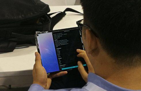 В сети появились снимки устройстваHuawei MediaPad M7