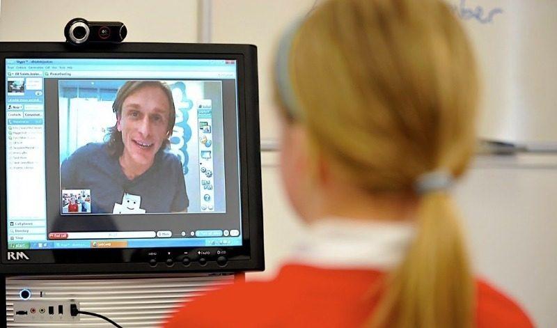 4 совета, которые помогут выглядеть красиво при съемке веб-камерой на ноутбуке