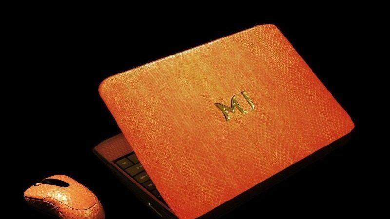 Золото да бриллианты: 5 дорогущих моделей ноутбуков с элитным  дизайном корпуса